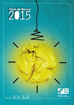 Guía de becas 2015 - Oficina de Información Juvenil de Arrigorriaga