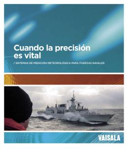 meteorológica para fuerzaS navaleS