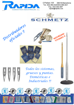FOLLETO SCHMETZ