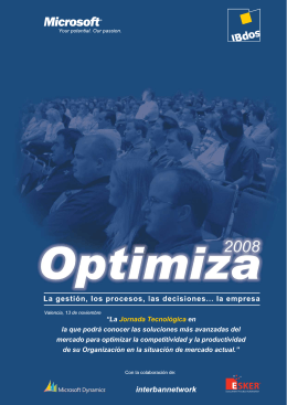 folleto OPTIMIZA.FH11