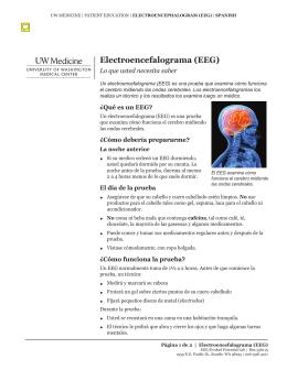 EEG - UWMC Health On-Line - University of Washington