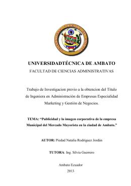 30 MKT - Repositorio Universidad Técnica de Ambato