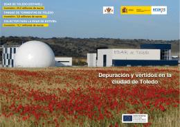 Depuración y vertidos en la ciudad de Toledo Depuración