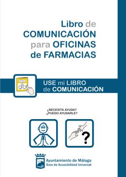 Libro de comunicación para farmacias