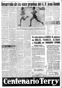INGLES, - Mundo Deportivo
