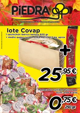 Folleto supermercado Piedra, hasta el 22 de noviembre de 2014