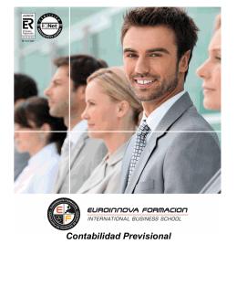 UF0334 Contabilidad Previsional
