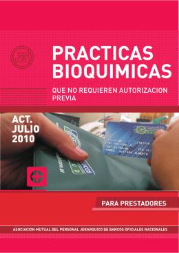folleto salud liberacion de practicas prestadores bioquimicos