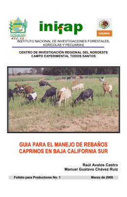 Guia Caprinos INIFAP - COMPLETA - Biblioteca - inifap