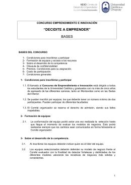 Borrador 1 - Universidad Católica del Uruguay