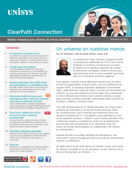 ClearPath Connection