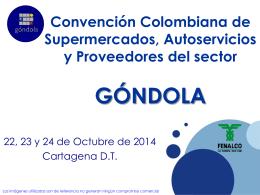 Convención Colombiana de Supermercados