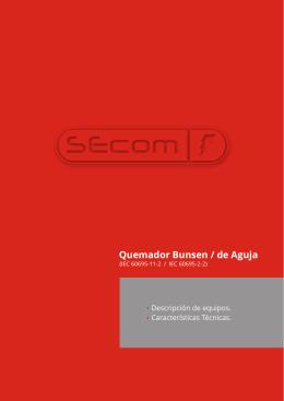 Folleto - Quemador Bunsen + Aguja - 2013.cdr
