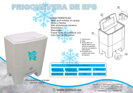 FOLLETO BOTELLERO.cdr - Distribuciones Plata