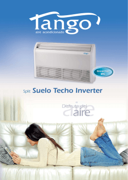 Diptico Split Suelo-Techo Inverter 14.indd