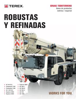 Terrain Crane Range Brochure LZ