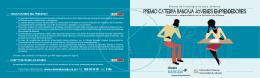 Visualizar folleto - Cátedra Bancaja Jóvenes Emprendedores