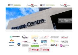 Izarra Centren Kokatuak enpresak / Empresas en Izarra Centre