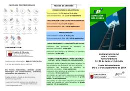 Triptico folleto taller - I.E.S. Pintor Rafael Requena