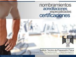 Diapositiva 1 - Registro Nacional de Entrenadores Deportivos