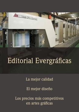 Descarga nuestro folleto Diseño · maquetación · impresión