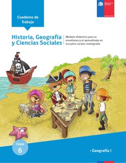 Historia, Geografía y Ciencias Sociales