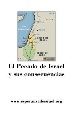 117. El Pecado de Israel y sus Consecuencias