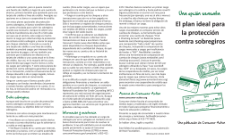 The right overdraft protection plan (Spanish)