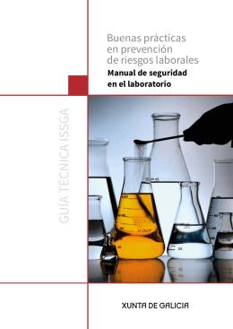 Manual de seguridad en el laboratorio - Issga