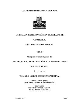 Texto Completo - Universidad Iberoamericana