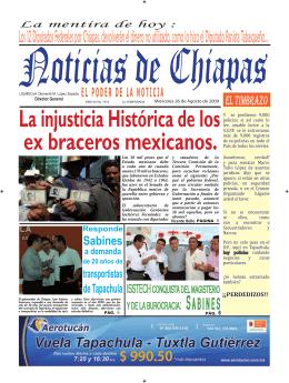 Los 12 Diputados Federales por Chiapas, devolverán el dinero no