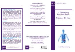 Síntomas del riñón - Birt-Hogg