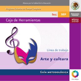 Arte y cultura - Subsecretaría de Educación Básica