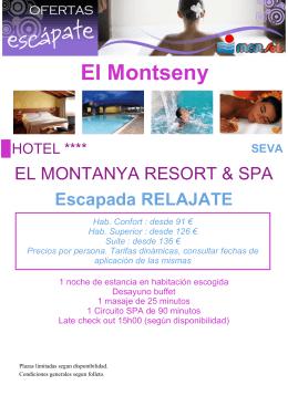 Relax total en un gran hotel