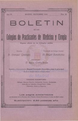 Año IX. Nº. 98 Septiembre 1916