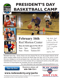 play hard have fun president`s day basketball camp