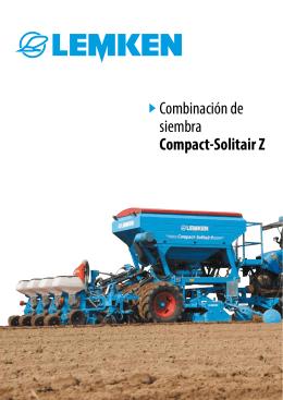 Combinación de siembra Compact