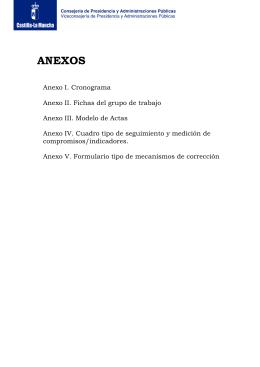 ANEXOS - Gobierno de Castilla