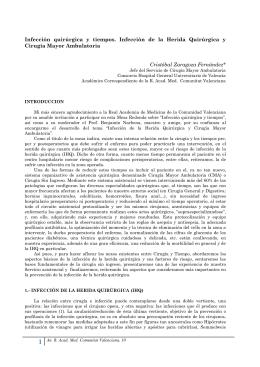 Dr. Zaragoza - Real Academia de Medicina de la Comunidad