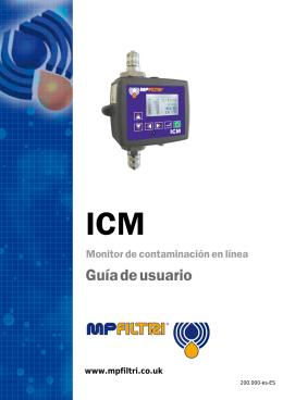 ICM/Guía de usuario