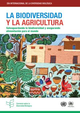 LA BIODIVERSIDAD Y LA AGRICULTURA