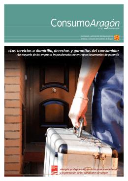 Los servicios a domicilio, derechos y garantías del consumidor