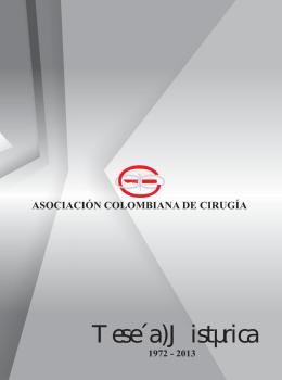 PDF file - Asociación Colombiana de Cirugía