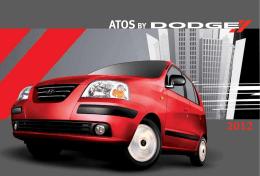 Descargue el catálogo del Dodge Atos