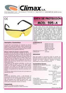 gafa 595-A