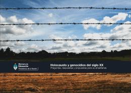 Holocausto y genocidios del siglo XX : Preguntas, respuestas