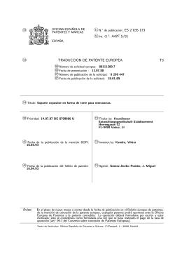 ESTATOR DISPLAY DE MANERA DE TORRE PARA PRODUCTOS