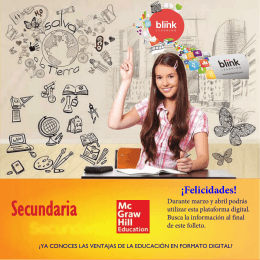Secundaria - McGraw-Hill