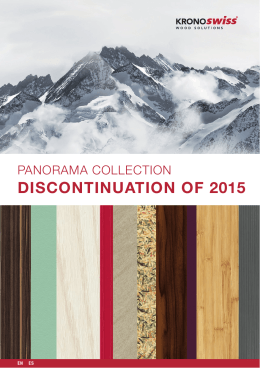 Flyer Discontinuation of 2015