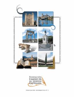 descargar pdf - Fundación Camino de la Lengua Castellana